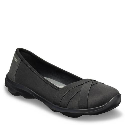 Crocs™ Busy Day Strappy Flat (Women's)