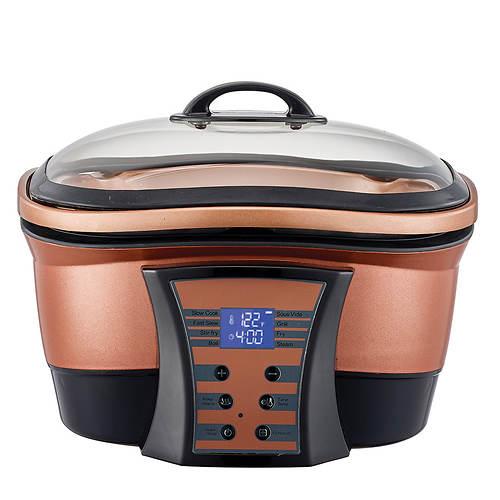 Copper 8-in-1 Multi Cooker