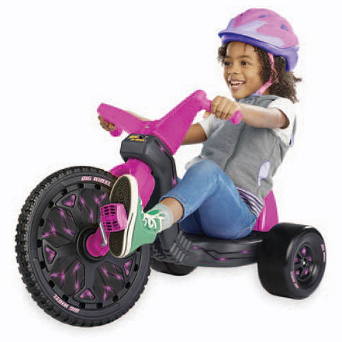 The Original Big Wheel Racer™