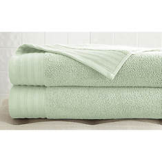 Spring Bloom 2-Pack Quick Dry Towel Set