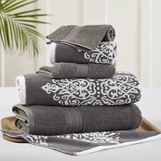 Artesia 6-Piece Cotton Towel Set
