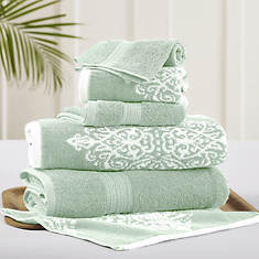 Artesia 6-Piece Cotton Towel Set
