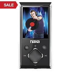Naxa 8GB MP4 Player with FM Radio