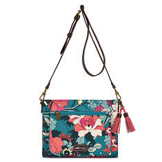 Sakroots Artist Circle Small Crossbody Bag