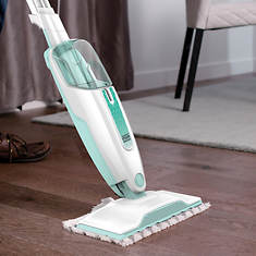 Shark® Steam Pocket Mop-Aqua