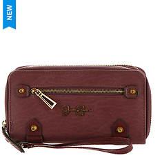 Jessica Simpson Tatiana Double Zip-Around Bag