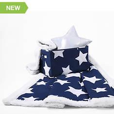 Boxed Throw & Pillow Set