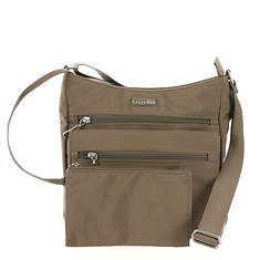 Baggallini Top Zip Flap Crossbody Bagg