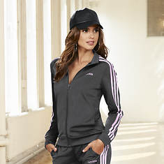 adidas Women's Essentials 3-Stripe Jacket