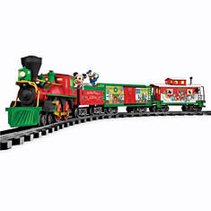 Lionel Mickey Mouse Express Ready-to-Play Train Set