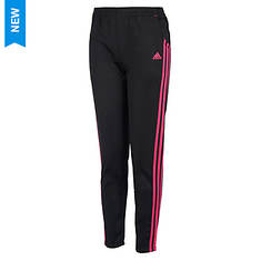 adidas Girls' Warm Up Tricot Pant