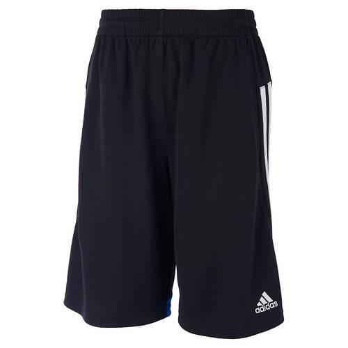 adidas Boys' 4KRFT 3-Stripe Short