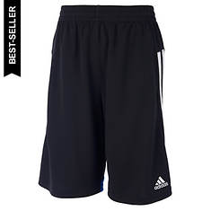 adidas Boys' 4KRFT 3-Stripe Short