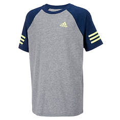 adidas Boys' Branding Graphic Tee