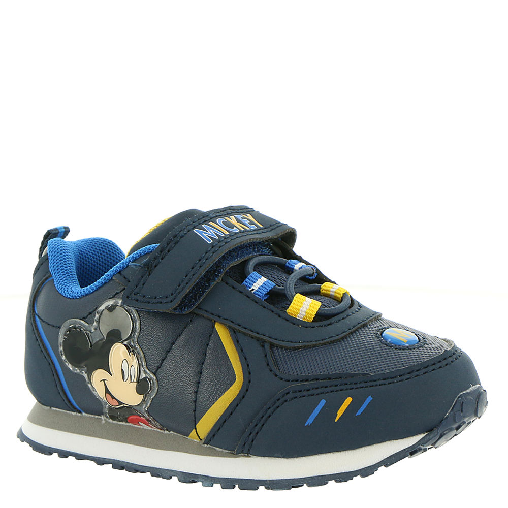 54f0a6fe99a1 Disney Mickey Mouse Athletic CH17243O Boys  Toddler Sneaker