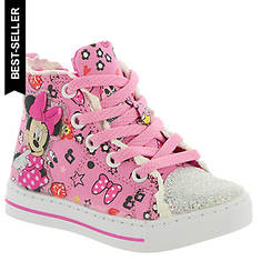 Disney Minnie Mouse High Top CH17283O (Girls' Toddler)