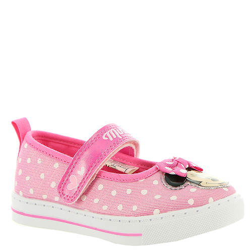 Disney Minnie Mouse Mary Jane CH17153O (Girls' Infant-Toddler)