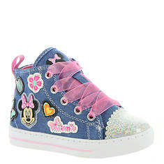 Disney Minnie Mouse High Top CH17788O (Girls' Toddler)