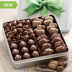 Deluxe Chocolate Gift Tin