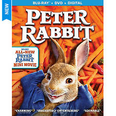 Sony Pictures Peter Rabbit Blue Ray