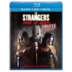 Universal Studios The Strangers:Prey at Night BR