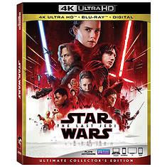 Star Wars:The Last Jedi HD