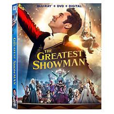 20th Century Fox The Greatest Showman Blue Ray