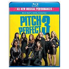 Universal Studios Pitch Perfect 3 Blue Ray