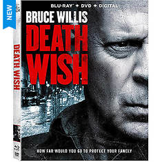 MGM Death Wish Blue Ray