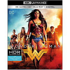 Wonder Woman HD