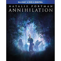 Paramount Annihilation Blue Ray