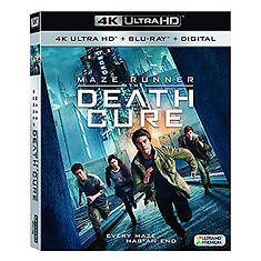 Maze Runner:The Death Cure HD
