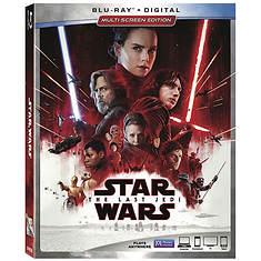 Walt Disney Video Star Wars:The Last Jedi BR