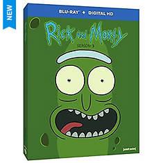 Cartoon Network Rick & Morty:Season 3 BR