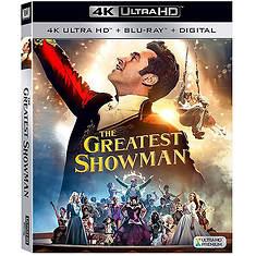 The Greatest Showman  HD