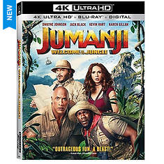 Jumanji: Welcome to the Jungle HD
