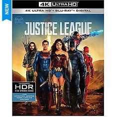 Justice League HD