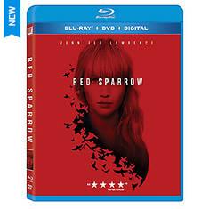 20th Century Fox Red Sparrow Blue Ray