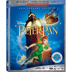 Walt Disney Video Peter Pan:Signature Collection BR