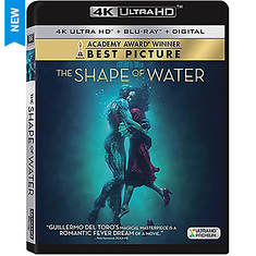 The Shape of Water HD