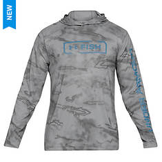 Under Armour Men's Shore Break Camo Hoodie