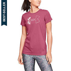 Under Armour Women's Graphic BL Classic Crew Tee