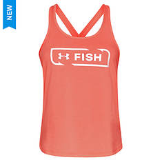Under Armour Women's Fish Icon Tank