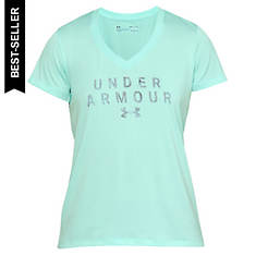 Under Armour Women's Tech SSV Graphic