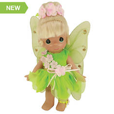 Precious Moments Fairy Tale Doll-Tinkerbelle