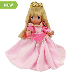 Precious Moments Fairy Tale Doll-Sleeping Beauty