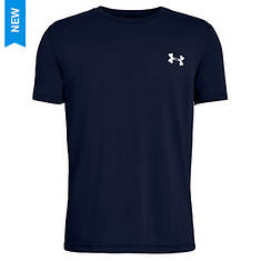 Under Armour Boys' Back Box Graphic SS Tee