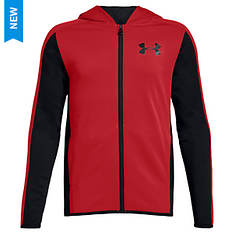 Under Armour Boys' Armour Fleece Full Zip