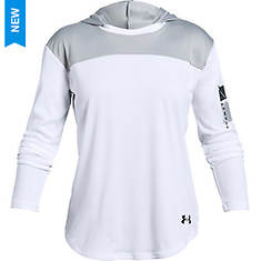 Under Armour Girls' BTH UPF 50 LS Layer