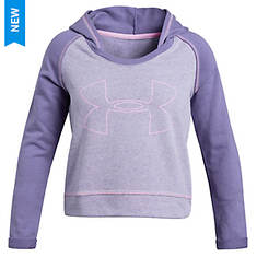 Under Armour Girls' Rival Terry Hoody